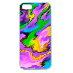 Crazy Effects  Apple Seamless iPhone 5 Case (Color)