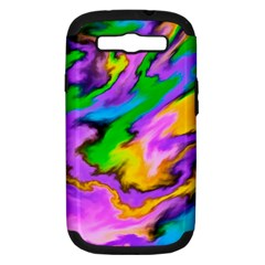 Crazy Effects  Samsung Galaxy S Iii Hardshell Case (pc+silicone)