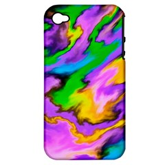 Crazy Effects  Apple Iphone 4/4s Hardshell Case (pc+silicone)