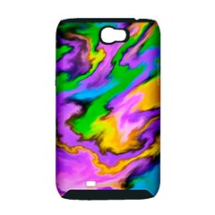 Crazy Effects  Samsung Galaxy Note 2 Hardshell Case (PC+Silicone)