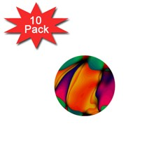 Crazy Effects  1  Mini Button (10 pack)