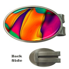 Crazy Effects  Money Clip (Oval)