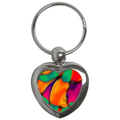 Crazy Effects  Key Chain (Heart)