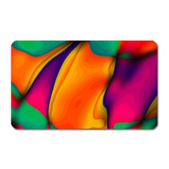 Crazy Effects  Magnet (Rectangular)