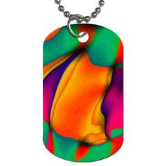 Crazy Effects  Dog Tag (Two-sided)