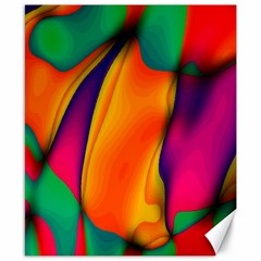 Crazy Effects  Canvas 8  X 10  (unframed)