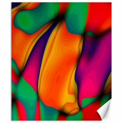 Crazy Effects  Canvas 20  x 24  (Unframed)