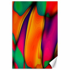 Crazy Effects  Canvas 24  X 36  (unframed)