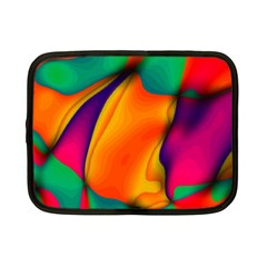 Crazy Effects  Netbook Sleeve (Small)