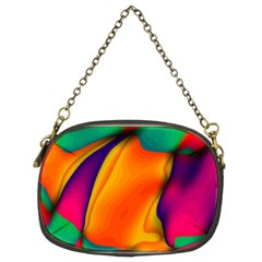 Crazy Effects  Chain Purse (two Sided)