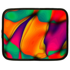 Crazy Effects  Netbook Sleeve (XXL)