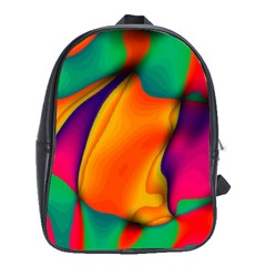 Crazy Effects  School Bag (Large)