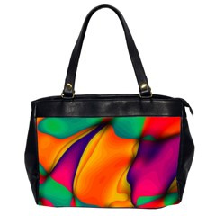 Crazy Effects  Oversize Office Handbag (Two Sides)
