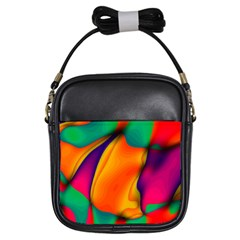 Crazy Effects  Girl s Sling Bag
