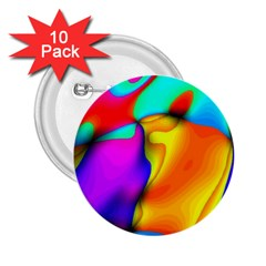 Crazy Effects 2 25  Button (10 Pack)