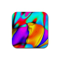 Crazy Effects Drink Coaster (Square)