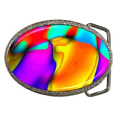 Crazy Effects Belt Buckle (Oval)
