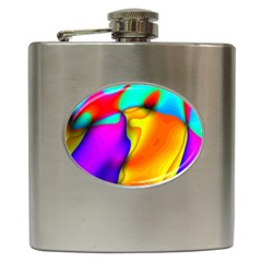 Crazy Effects Hip Flask