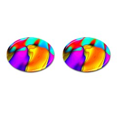 Crazy Effects Cufflinks (oval)