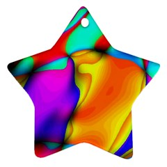 Crazy Effects Star Ornament (Two Sides)