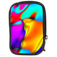 Crazy Effects Compact Camera Leather Case