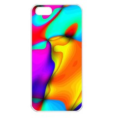 Crazy Effects Apple iPhone 5 Seamless Case (White)