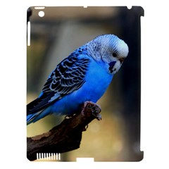 Blue Budgie Apple iPad 3/4 Hardshell Case (Compatible with Smart Cover)