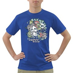 Robotic Infection Mens' T Shirt (colored)
