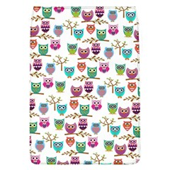 Happy Owls Removable Flap Cover (Large)