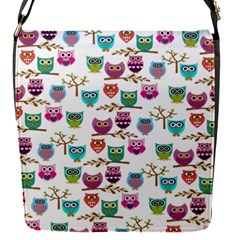 Happy Owls Removable Flap Cover (Small)