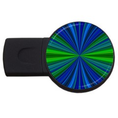 Design 2GB USB Flash Drive (Round)