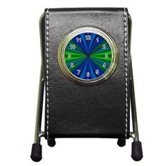 Design Stationery Holder Clock