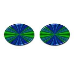 Design Cufflinks (Oval)