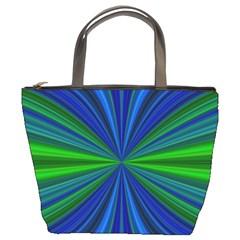 Design Bucket Handbag