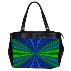 Design Oversize Office Handbag (Two Sides)