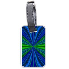 Design Luggage Tag (One Side)