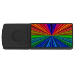 Design 2GB USB Flash Drive (Rectangle)