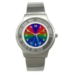 Design Stainless Steel Watch (Slim)
