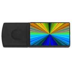 Design 4gb Usb Flash Drive (rectangle)