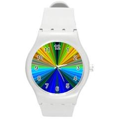 Design Plastic Sport Watch (Medium)