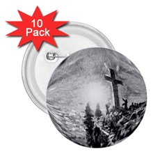 The Apple Of God s Eye Is Jesus   Ave Hurley   Artrave   2 25  Button (10 Pack)