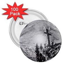 The Apple Of God s Eye Is Jesus - Ave Hurley - ArtRave - 2.25  Button (100 pack)