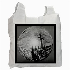 The Apple Of God s Eye Is Jesus - Ave Hurley - ArtRave - Recycle Bag (One Side)