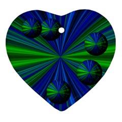Magic Balls Heart Ornament