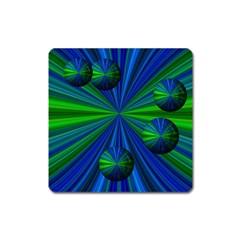 Magic Balls Magnet (square)