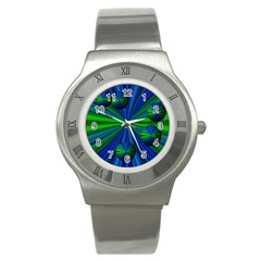 Magic Balls Stainless Steel Watch (Slim)