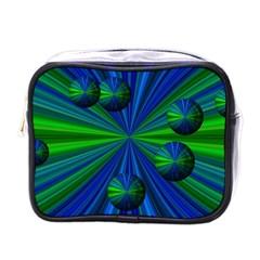 Magic Balls Mini Travel Toiletry Bag (one Side)