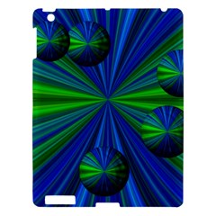 Magic Balls Apple iPad 3/4 Hardshell Case