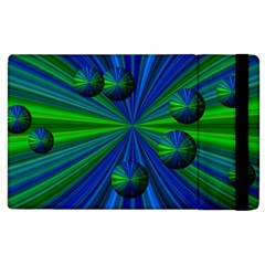 Magic Balls Apple iPad 2 Flip Case