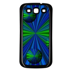 Magic Balls Samsung Galaxy S3 Back Case (Black)
